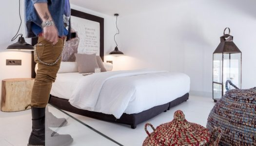 See how a Hotel transforms its beds into a Design reference point