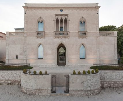Villa Boscarino Hotel Story