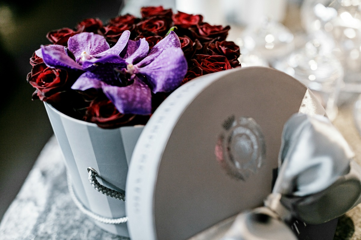 d'Angleterre flower creations , A Hotel Story that Revolves around Flower Creations inspires all Hoteliers