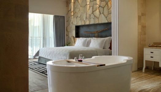 4 hotels with in-room bathtubs showcase a luxury upgrade in their hotel design
