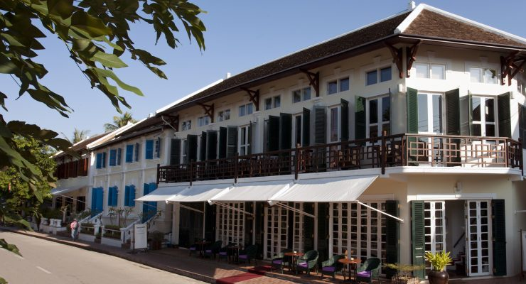 This hotel features a protected by Unesco building in its premises!
