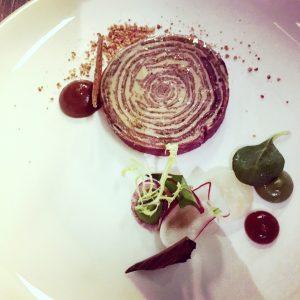 Suitehotel Restaurant Posthoorn duck liver