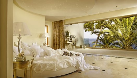 5+1 Amazing Hotel Beds with Stunning Views!