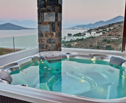 hotel jacuzzi design, royal-marmin bay boutique art hotel