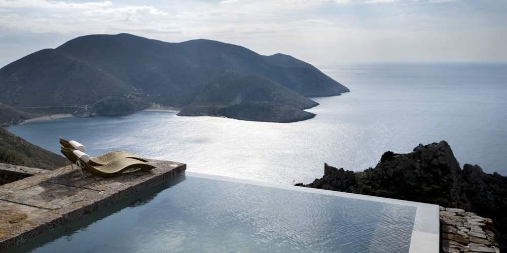 Tainaron Blue Retreat, Greece, Mani