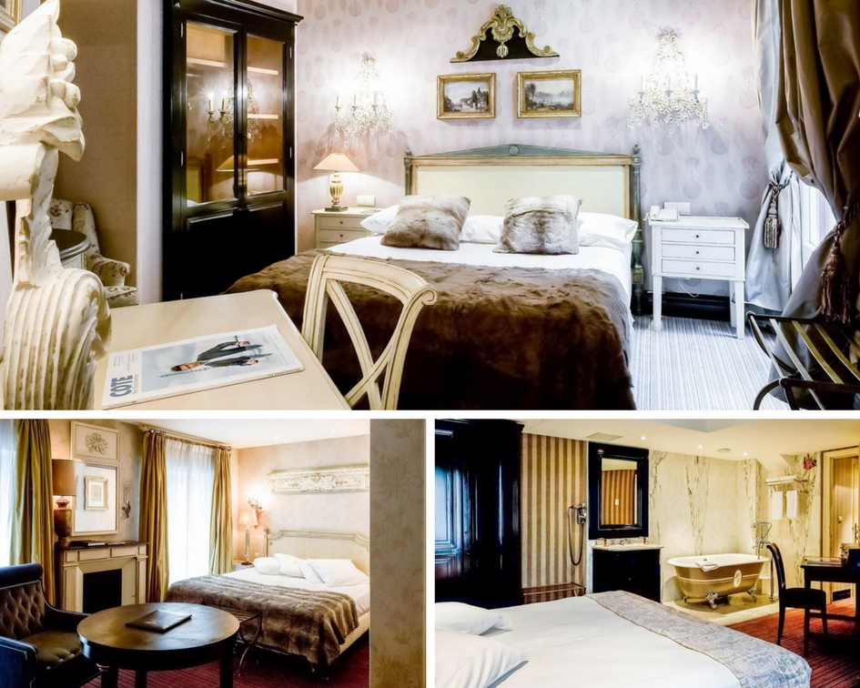 hotelier academy | hotel fireplaces | Chateaubriand hotel