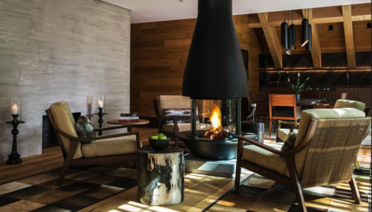 Hotel Fireplaces with unique concept & design!