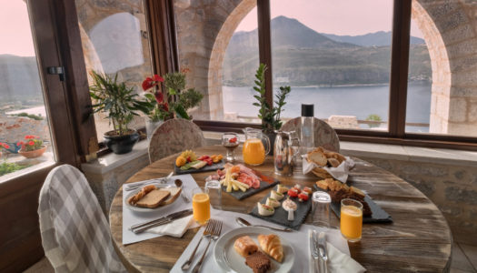 Hotel Breakfast Ideas: 5 Greek Hotels with traditional breakfast buffets!