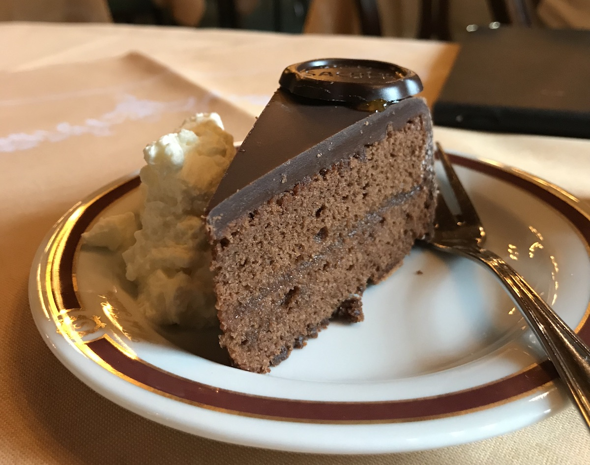 chocolate Sacher Salzburg