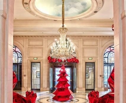 Photo Credits: Four Seasons George V, Paris, Jeff Leatham