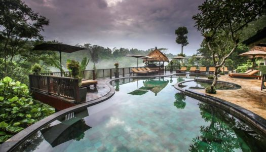 A Hotelier in Bali, turns Jungle into a Luxury Facility!
