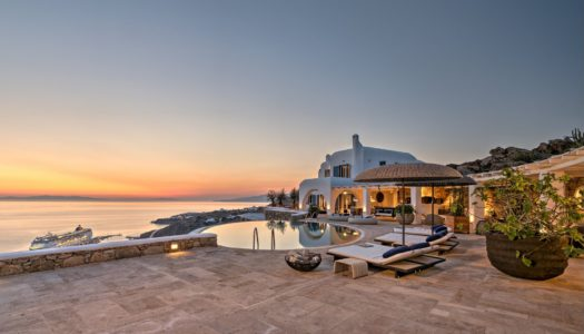 A Villa Company in Mykonos explains what makes Villa Guests happy, in a few simple questions