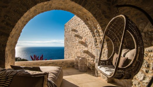 This hotel in Mani, Greece, has managed to become a top boutique destination in less than a year