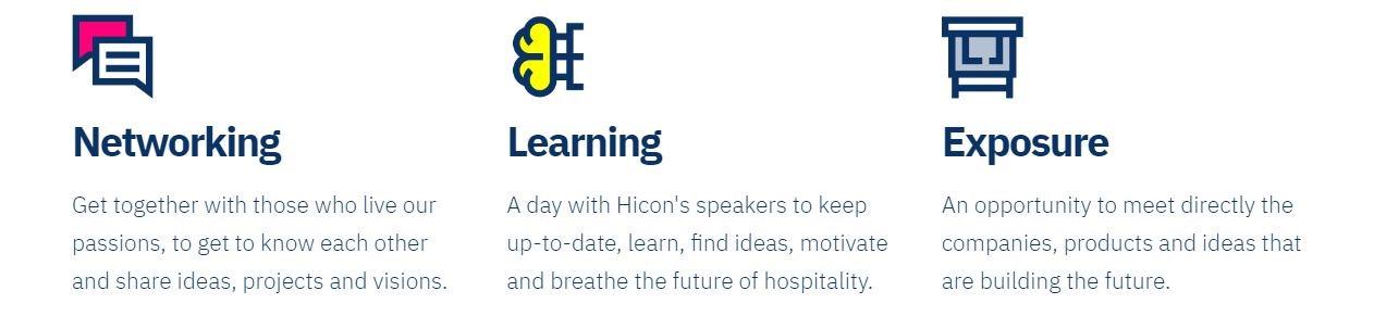 HICON 2019 | Hotelier Academy