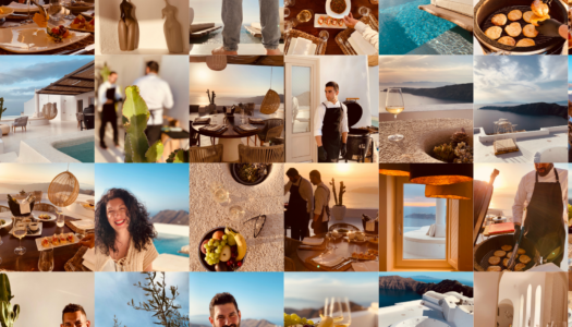 How to create your Hotel's Instagram material in just 2 days!