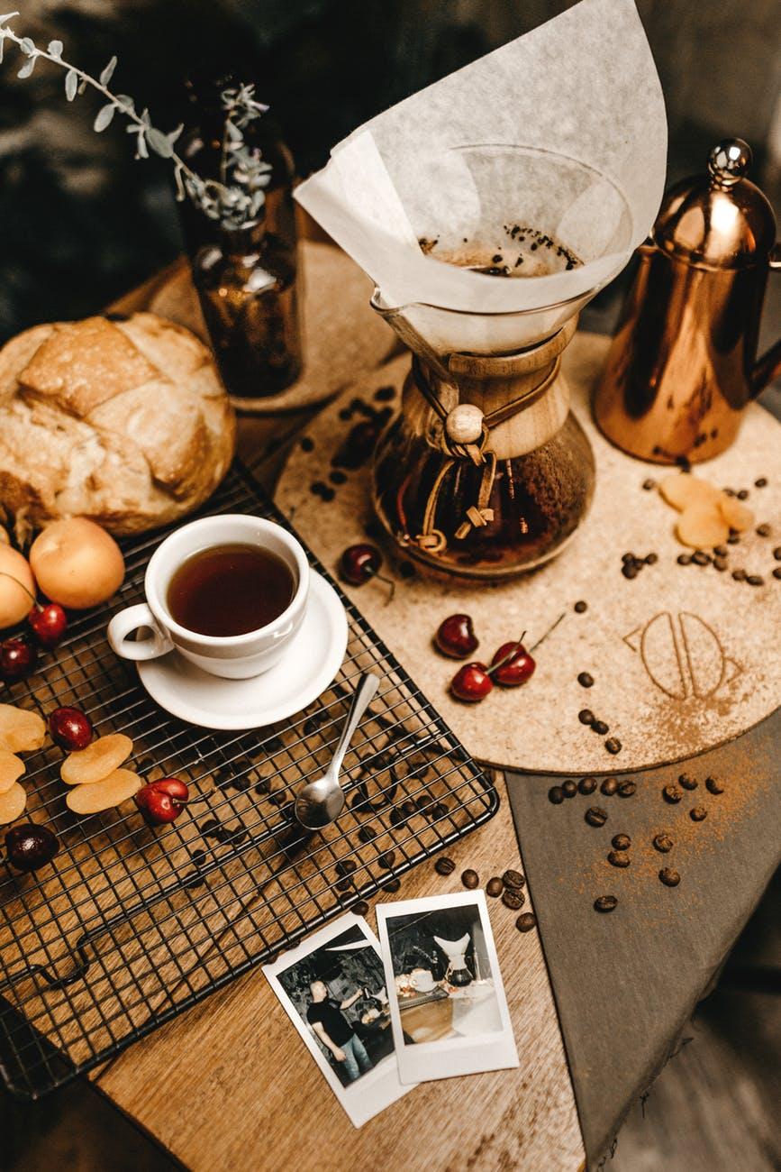 hotel coffee tasting
