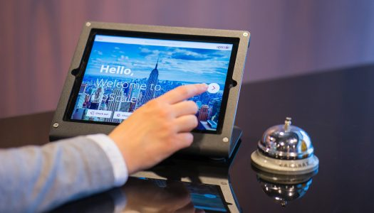 Touchless Hotel: How to set up a touchless accommodation scenario in a small hotel